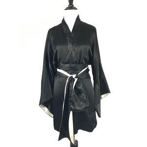 NWOT Silk Kimono by Ari Dein